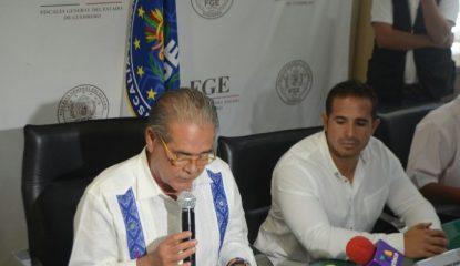 Xavier olea fiscal de Guerrero 800x400 415x240 - Detiene a uno por asesinato del perredista Demetrio Saldívar