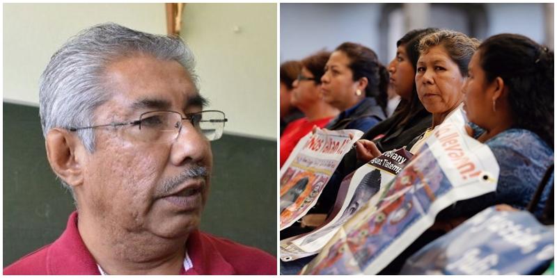Chilpancingo                       El gobierno federal dice que no hay dinero para buscar a los estudiantes desaparecidos señaló Barrera Hernández