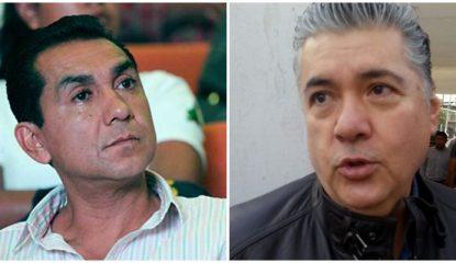 alcaldes 415x240 - Leyva Mena se compara con exalcalde acusado en caso Ayotzinapa