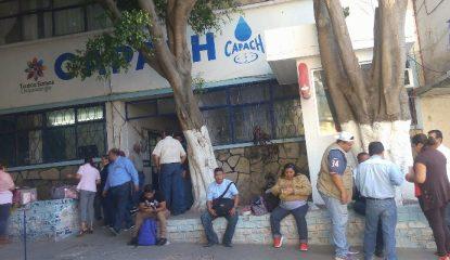 chilpancingo capach 800x400 415x240 - Paran labores sindicalizados de Capach; exigen bono