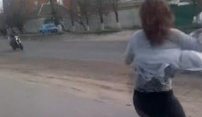 choque Noticias 1 415x240 - Un 'twerking' provoca accidente vial