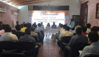 conferencia prd 800x400 415x240 - Celebra el PRD detención de presunto asesino de Saldívar