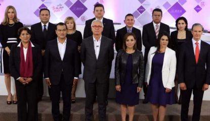 """debate 799x400 415x240 - """"Corrupción de Atlacomulco nos cuesta $117 mil millones"""": Delfina Gómez"""
