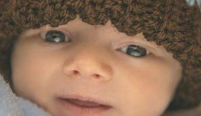 hijo de julian gil Noticias 415x240 - Julián Gil se reencuentra con su hijo Matías y presume su rostro por primera vez en Instagram