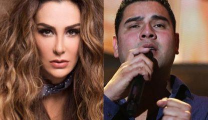 ninel y alan Noticias 415x240 - Ninel Conde y Alan de Banda MS reaccionan a rumores de romance