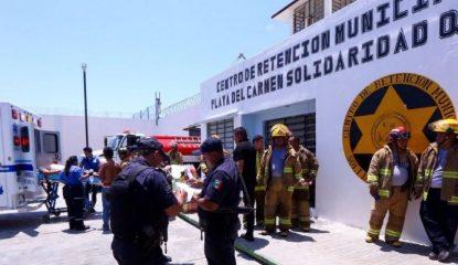 penal playa del carmen 800x400 415x240 - Nuevo enfrentamiento en penal de Playa del Carmen deja un muerto