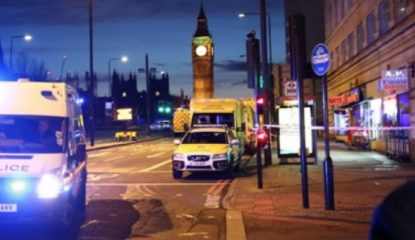 policia britanica Noticias 415x240 - Policía británica arresta a sospechoso de terrorismo cerca del Big Ben