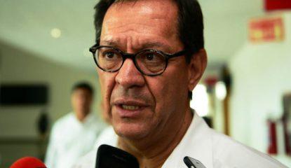 Roberto Campa, Atlas de Riegos