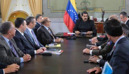 venezuela Noticias 1 415x240 - Países felicitaron a Venezuela por salida de la OEA: canciller Rodríguez