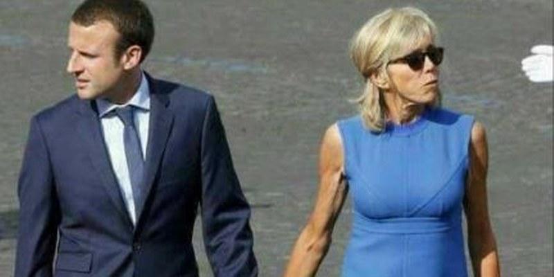 El presidente electo de francia est casado con quien fue su maestra guerrero acapulco bajo - Jordi evole con quien esta casado ...