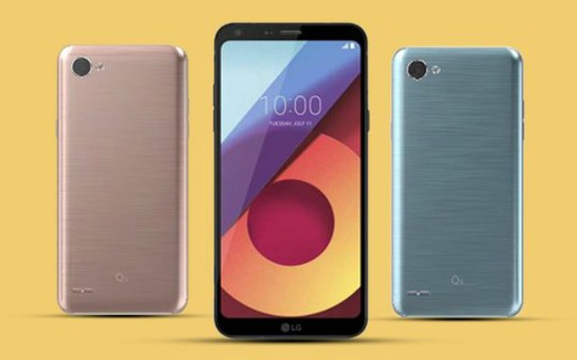 LG Q6 Prime: