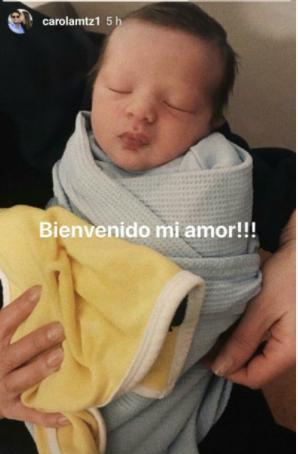 El bebé.