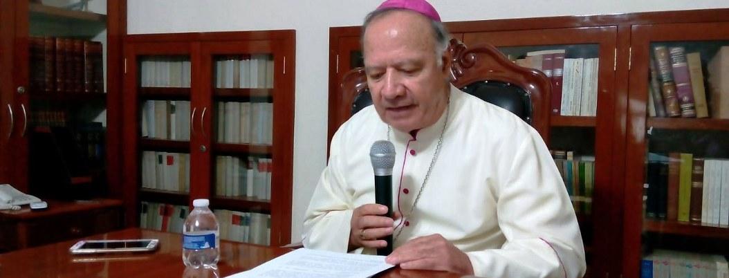 Arzobispo de Acapulco, a favor del derecho de legítima defensa