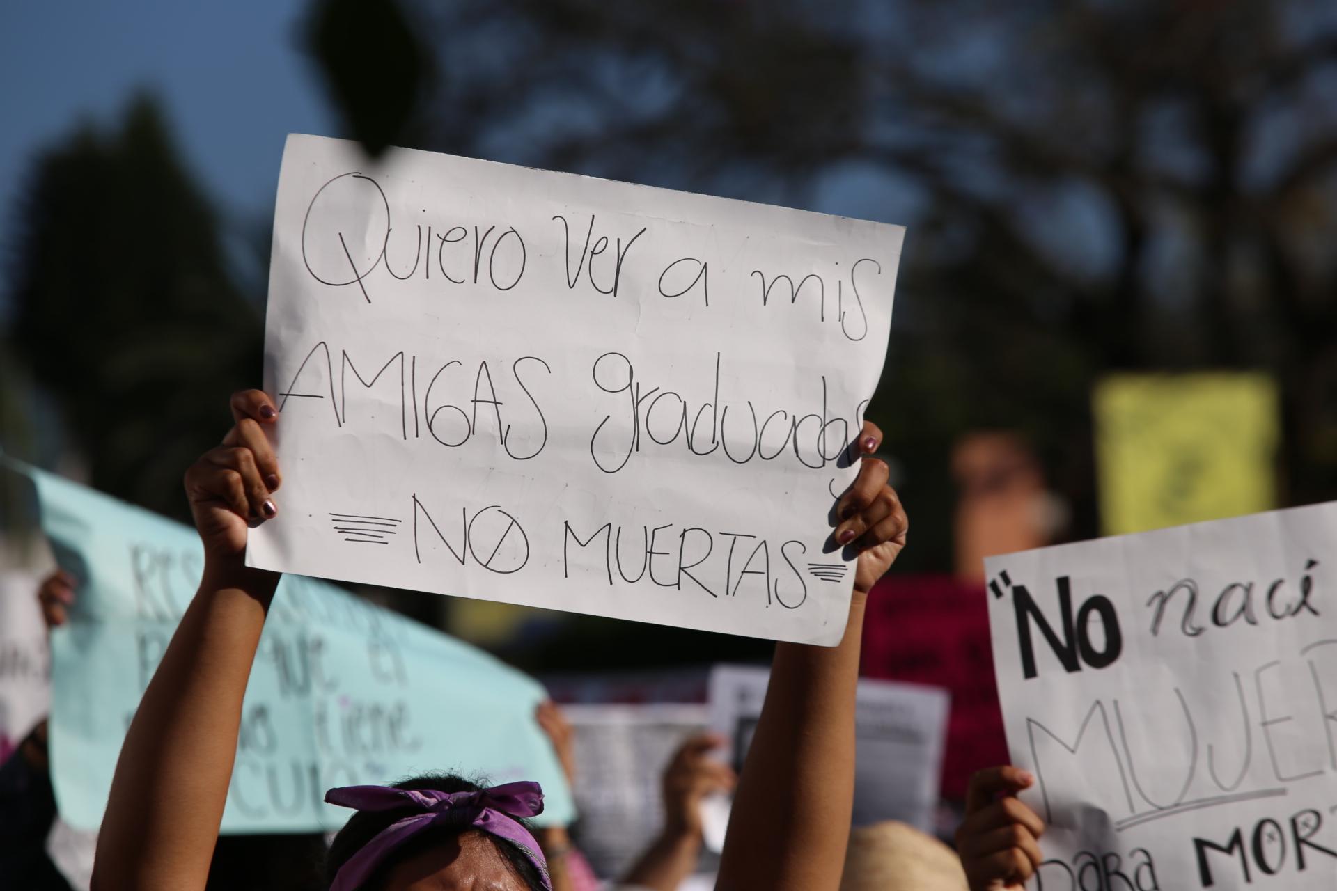 En 2018 la cifra total de mujeres asesinadas en Morelos fue de 82