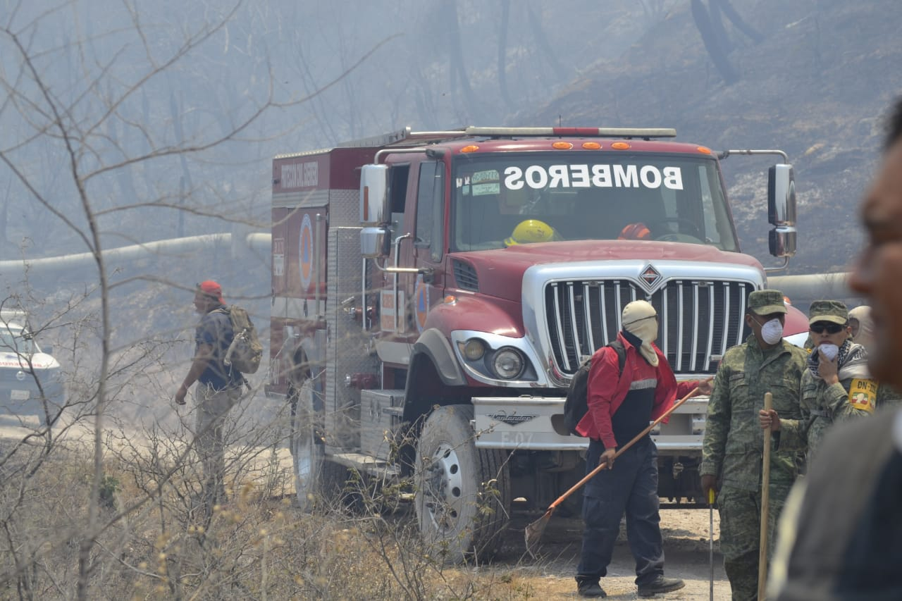 Incendio Chilpancingo Plan DN III 2