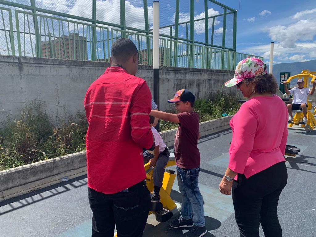 Adela en Medellín 1