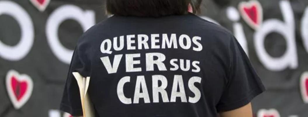 Desaparecidos México