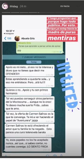 mensaje Enrique Guzman
