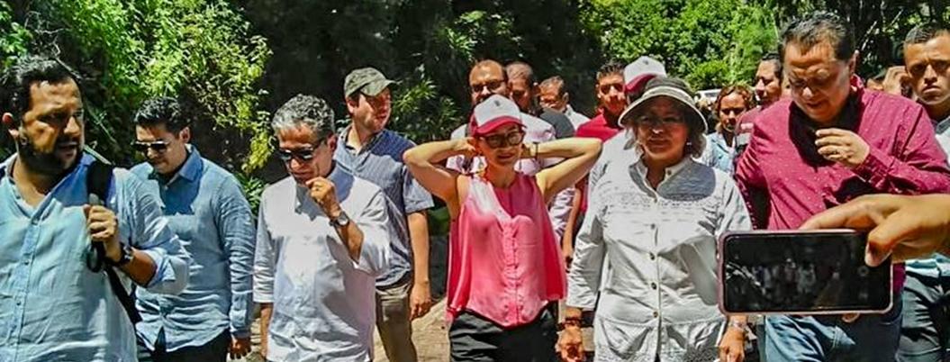 Adela advierte sobre «líderes» que defraudan a población con programas