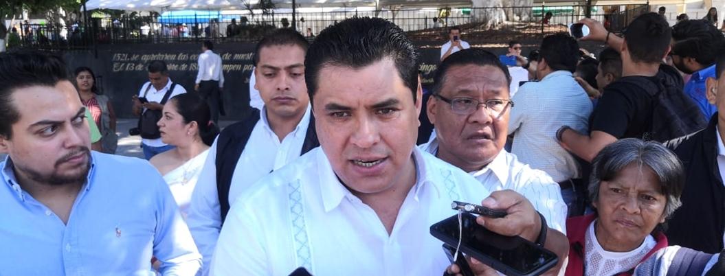 Gaspar pedirá 3 mil mdp para infraestructura en Chilpancingo - Bajo Palabra
