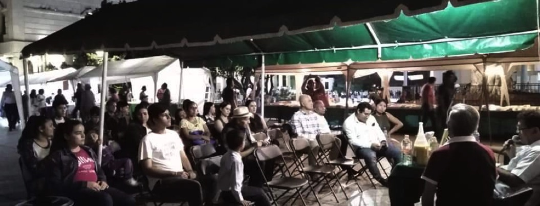 Municipio maltrata a expositores de Feria del Libro de Chilpancingo - Bajo Palabra