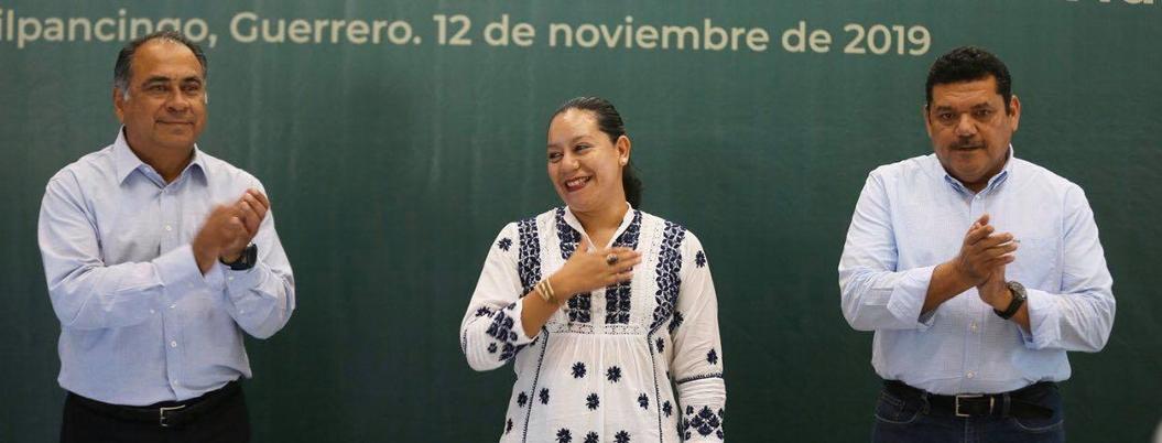 Albores presenta Sembrando Vida en Chilpancingo - Bajo Palabra