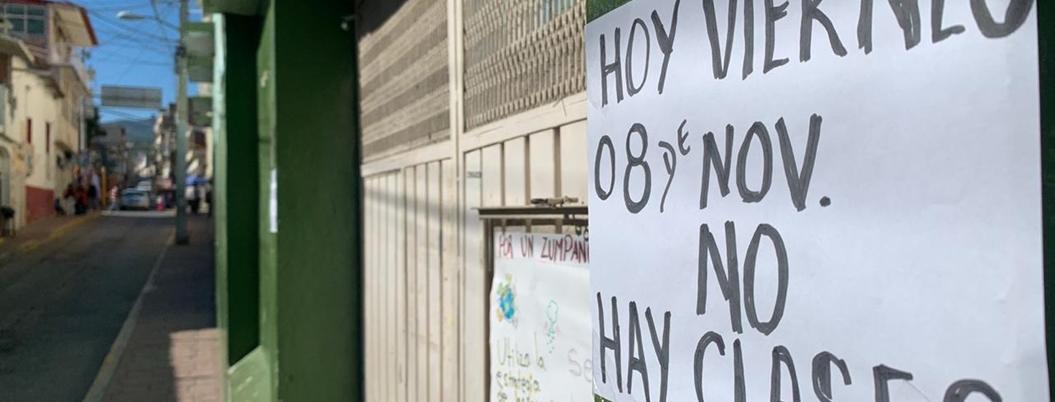 Pobladores suspenden actividades por violencia en Zumpango, Guerrero - Bajo Palabra