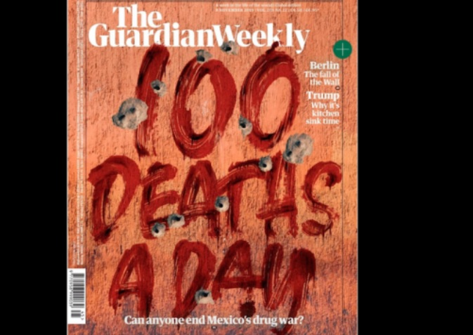 portada The Gurdian