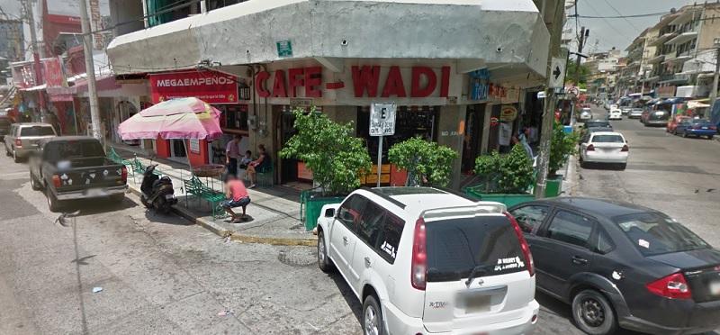 Acapulco Centro Cafe Wadi
