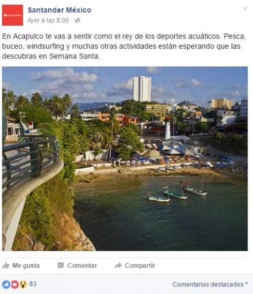 Santander Facebook Acapulco_500x580